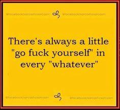 LOL - true...
