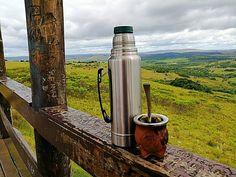 #MatesTierraAdentro - Mates en la rambla Yerba Mate, Rio Grande Do Sul, Country, World, Travel, Empanadas, Beautiful, Brewing, Journaling