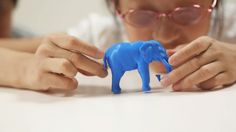 Amazing Machine Prints Toys for Blind Kids, on Demand | Wired Design | Wired.com