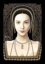 Words of previous pinner: Nice portrayal of an imagined Anne Boleyn.