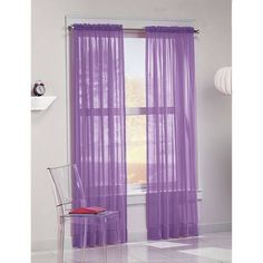 Calypso Window Curtain Panel