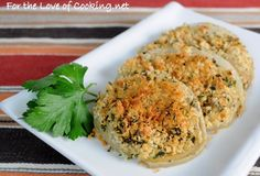 images of roasted sweet onions | Roasted sweet onions with herbed crumb topping | Yummy Recipes