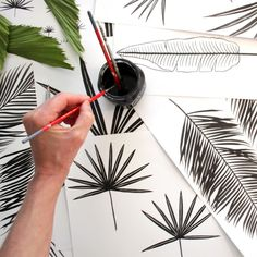 Inspirational Creatives - The nature colors of emotion : Living Pattern