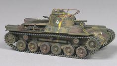 Type 97 Chi-Ha Medium Tank (Japan)