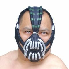Xcoser Batman Bane Mask Replica Cosplay Costume for the Dark Knight Rises, Adult Size - New Version from www.x-cosplay.com