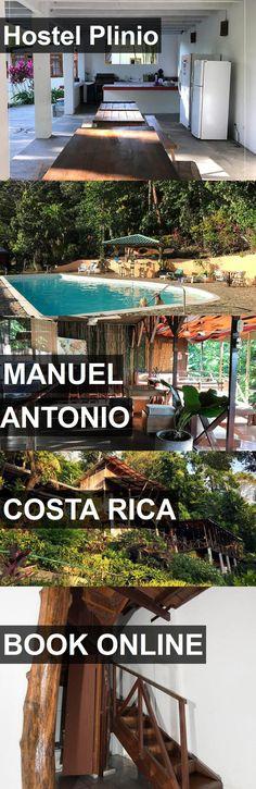 Hostel Plinio in Manuel Antonio, Costa Rica. For more information, photos, reviews and best prices please follow the link. #CostaRica #ManuelAntonio #travel #vacation #hostel