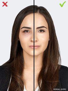 10 Errores de maquillaje que te agregan años
