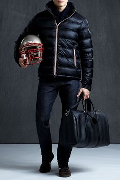 Win the Winter with cold weather gear. #menswear