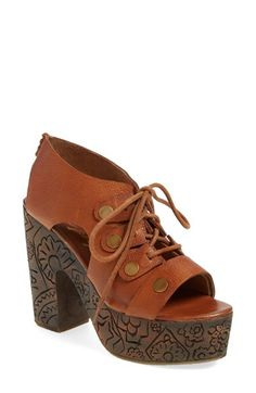 Free People Free People 'Farrah' Platform Clog Sandal (Women) available at #Nordstrom