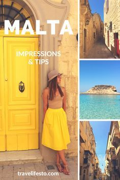 Are you planning a trip to Malta? Do you want to know what to see and do on the island? Check out my guide here: