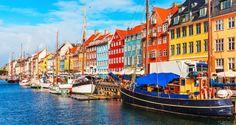 Ταξίδι στην Κοπεγχάγη μέσω Instagram -Μια πόλη καρτ ποστάλ!