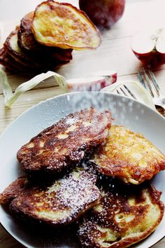 Iron Pan, French Toast, Sweets, Breakfast, Food, Morning Coffee, Gummi Candy, Candy, Essen