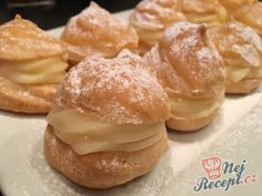 Sweet Desserts, Sweet Recipes, Donuts, Dutch Oven Cooking, Good Mood, Coffee Time, Deserts, Food And Drink, Sweets