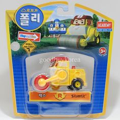 [Korean Toy] Robocar Poli Die Cast Series (Max, Roller) Academy in Toys & Hobbies   eBay