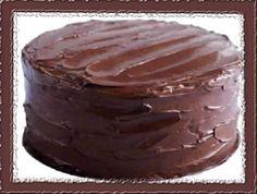 """Bolo de Chocolate no Liquidificador. Bata no liquidificador: 2 xíc de açúcar; 2 xíc de farinha de trigo; 2 xíc de achocolatado; 1 col (sobremesa) de fermento; 1 xíc de manteiga derretida; 1 xíc de água morna; 2 ovos. Leve ao forno pré-aquecido a 200°, em forma untada e enfarinhada, por +/- 40 minutos. Calda: Misture numa panela 1 lata de leite condensado e 5 col de achocolatado, fogo baixo, mexa até engrossar. Despeje a calda, que deve estar """"líquida"""" sobre o bolo, furado com garfo ou palito..."""