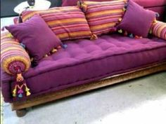 Custom Built Moroccan Hand-Crafted Sofa Chair, Bench, Bed Room, footstool, matresse, Shop fitting Uxbridge Picture 9