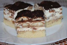 tiramisu koláč