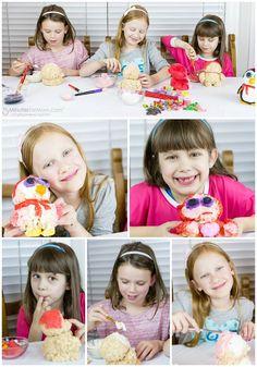 How Making Rice Krispies Treats Helps Kids In Need TreatsforToys