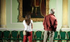 A New York study found that getting medical students together with dementia patients and their families at museums to view, discuss and create art for 90 minutes made the students better communicators.