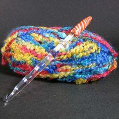 Yarn Madness: Inspiration #12 - Gorgeous crochet hooks