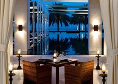 For those in search of intoxicatingly exotic romance in time for Valentine's Day, The Chedi Muscat is the ultimate destination. Found in its very own oasis, the hotel expertly combines the majesty of nature with unrivalled luxury, lying beneath the commanding Al Hajar Mountains in the serene waters of the Gulf of #Oman