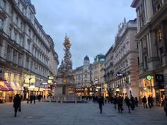 Ever since reading the Vienna Prelude (and the Zion Covenant series) by Bodie and Brock Thoene, I've dreamt of going to Vienna Austria!....