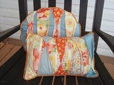 Patchwork Porch Pillows
