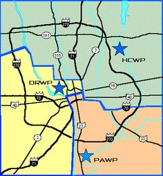 Columbus Ohio Water Distribution System