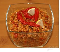 Mediterranean spicy Rice with Sweet Pepper sauce 2nd pic