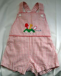 $3.99!  W.J. Thomas Shorts Set Sized 3 to 6 Months #Summer