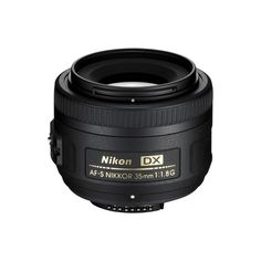 Nikon 35mm 1.8 AF-S, 279.99$. Do I want the 35mm or the 50mm? The 50mm is cheaper but I've heard that the 35mm is nicer on a cropped frame.