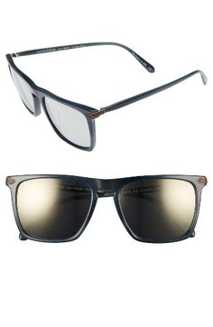 Free shipping and returns on Oliver Peoples Rue De Sevres 54mm Polarized  Sunglasses at Nordstrom.