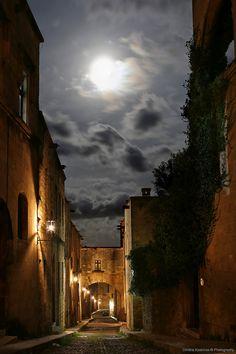 Street of Knights, Rhodes, Greece