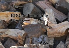 Almond Almond wood produces a mild, sweet smoke. The smoke as well as the ash is very light. Apple Apple wood is a popular wood for smoking with the sweet and subtle flavor it gives food. Bbq Wood, Smoke Grill, Smoking Meat, Grilled Meat, The Smoke, Smokers, Outdoor Cooking, Grills, Barbecue
