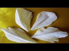 Гофрировка лепестков и листьев цветов утюгом ❤ https://www.youtube.com/watch?v=al5p5fVHSCk