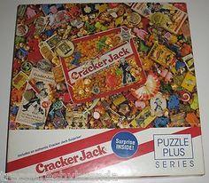 springbok puzzle cracker jack - Google Search