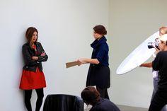 Marie Claire Photo Shoot – Behind the Scenes | Negin Mirsalehi
