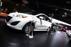 The 2013 #Mazda5 at the LA Auto Show