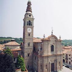 Chiesa Parrocchiale di Santa Maria Assunta a Ghemme (No)   Scopri di più nella sezione Itinerari tematici del portale #cittaecattedrali