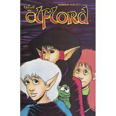 ELFLORD #30   1988-1989   VOLUME 2   MALIBU   $2.40
