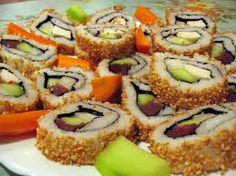 Resultado de imagem para fotos sushi e sashimi