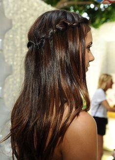Nina Dobrev - Hair <3
