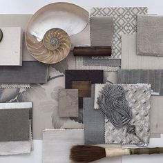 Elegant scheme for a master bedroom in one of our projects we are designing this year 💕#sophiepatersoninteriors #interiors #luxury #luxuryinteriors #fabrics #interiordesign #moodboard #fabricscheme #greyinteriors #homedecor