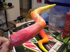 Rydia's Homestuck Horn Making Tutorial