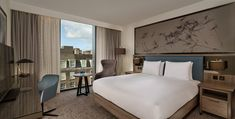 Doubletree By Hilton Hull Kingston Upon Hull, Hotels, Guest Room, New Homes, Bed, Projects, House, Furniture, Hospitality