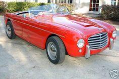 1953 Siata Daina Gran Sport