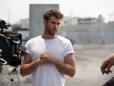 Liam Hemsworth for Diesel Only The Brave