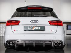 2016 ABT Tuning Audi RS6 (735 PS)