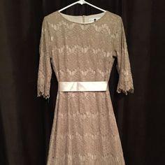 Beautiful Boutique Lace Dress