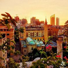 Beirut ❤️ By Elie Fares #Lebanon #WeAreLebanon